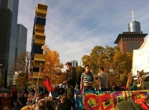 Demo 5-11-2011, Fotos: Peter Zschunke
