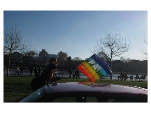 Occupy Mainspaziergang