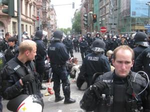 Besetzung 18.5.12 Gutleutstraße