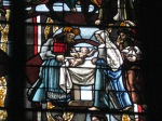 Beschneidungsmotiv im Kölner Dom