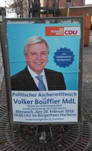 Pol Aschermittwoch 2016