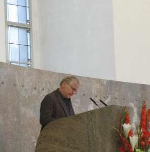 Dany Cohn-Bendit in der Paulskirche